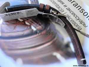 Ремешок для часов HIRSCH Liberty и застежка-бабочка RIOS1931