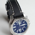 Ремень для часов HIRSCH Liberty на часах Lum-Tec V1