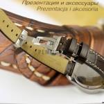 Ремень для часов HIRSCH Knight с застежкой-бабочкой Universal