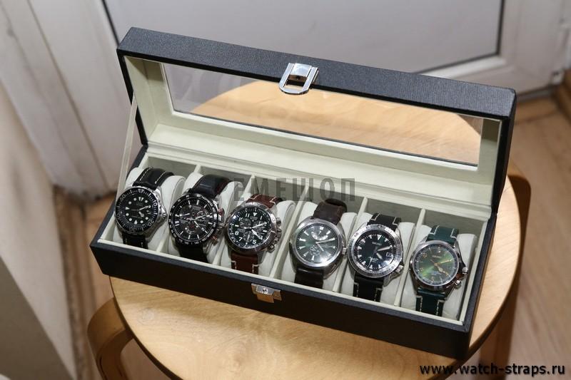 Коллекция часов и ремешков