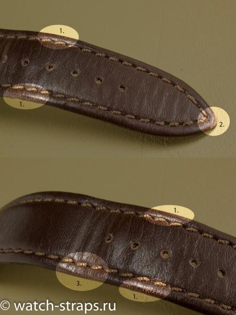 Признаки износа ремня с пряжкой