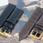 Ремешки для часов из кожи крокодила Di-Modell Croco Orlando