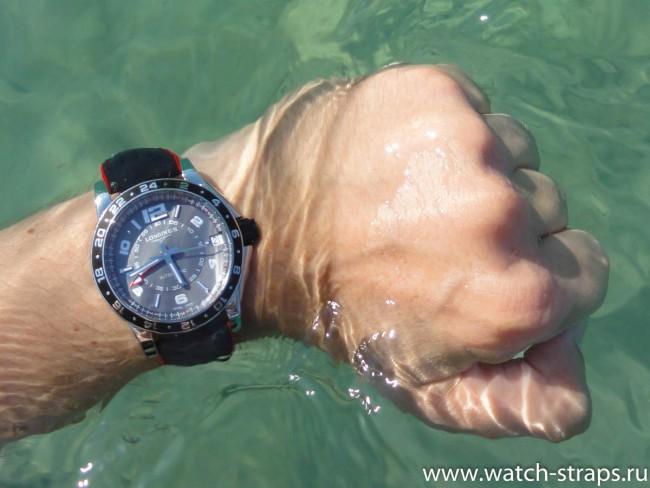 HIRSCH Robby в море