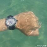 HIRSCH Grand Duke в воде