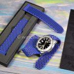 Комплект синего ремешка Noomoon LABB