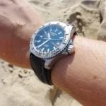 День первый, на пляже