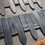 Заготовки кожаных ремней Р-3 до прошивки