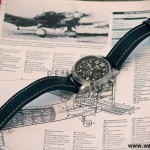 Ремешок Di-Modell Jumbo на часах Aviator