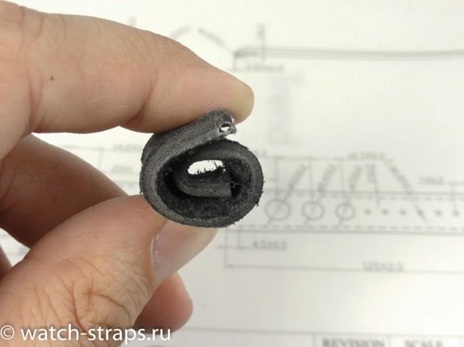 Резиновый сердечник ремешка Stailer Curve