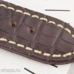 HIRSCH Viscount Alligator крупным планом