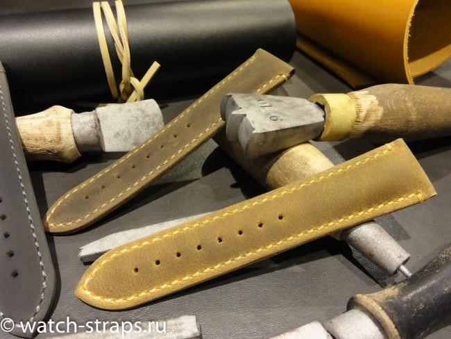 HIRSCH Heritage: коньячный и коричневый