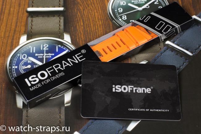 Упаковка ремня ISOfrane