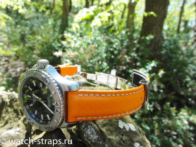 Оранжевый HIRSCH Carbon